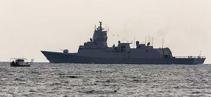 Турција не им дозволува на бродови на НАТО да влезат на нејзинa територија