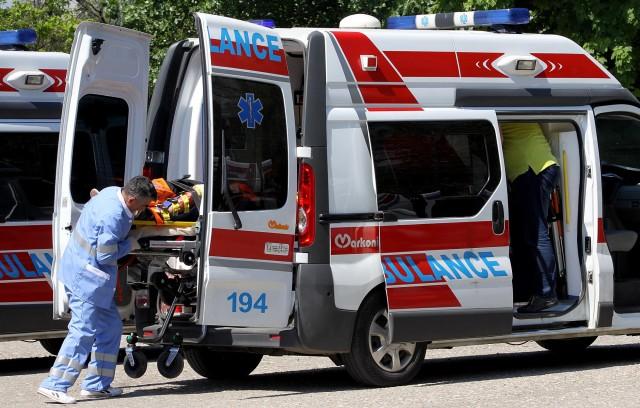 Осум сообраќајки вчера во Скопје, повредени четири лица