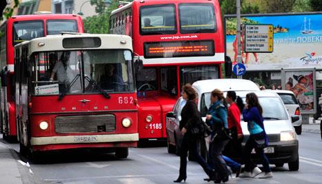 Електронски билети од мај и во приватните автобуси