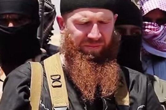 """Омар """"Чеченецот"""" е пронајден мртов"""
