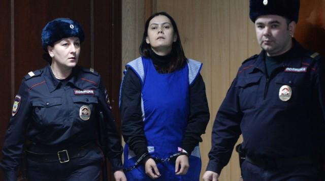 Гулчихера Бобокулова, 38-годишната мајка на три сина, кога била прашана дали ќе ја прифати вината, таа истото го потврдила.