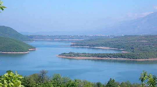 Зголемен дотекот на вода во Дебарското Езеро, Шпилје работи со полн капацитет