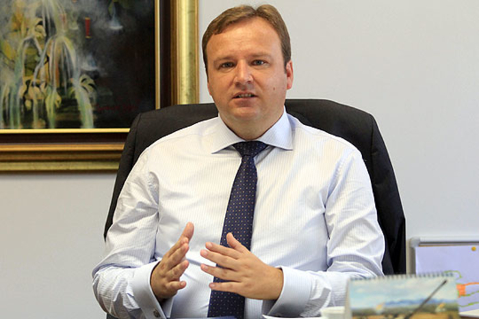 Димитриев во посета на Македонска Каменица