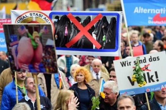 Екстремистичката Алтернатива за Германија бара забрана за џамиите
