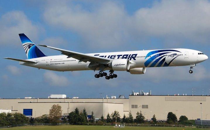 """Форензичарите демантираат: Авионот на """"Иџипт Ер"""" не е соборен од експлозија"""