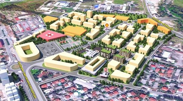 Скопје добива еко населба