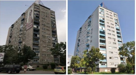 Енергетска ефикасност во колективното домување во Македонија