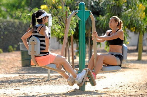 Ќе се градат фитнес-зони во 20 општини