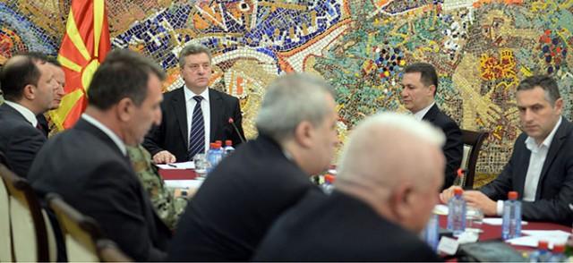 Иванов го свика Советот за безбедност во проширен состав