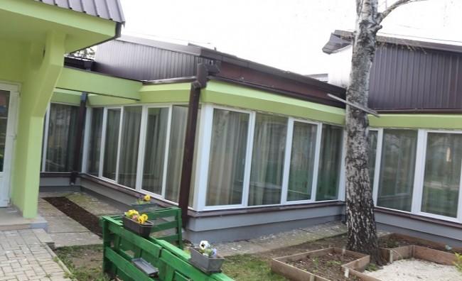 Пуштена во употреба реконструираната градинка во Пржино