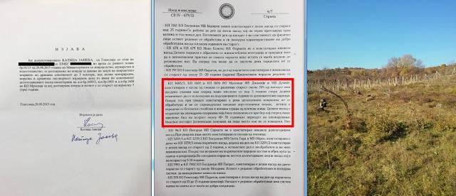 """""""Курир"""": На Катица Јанева ѝ требаат три дена за да провери дали има смокви и дали дала таква изјава пред нотар"""
