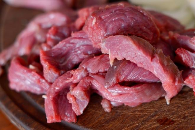 Заврши извозниот шпиц на јагнешкото месо