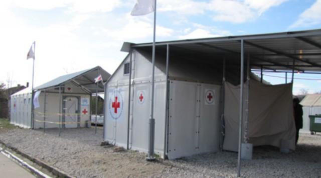 Во ТЦ Табановце префрлени 237 мигранти од граничната линија со Србија