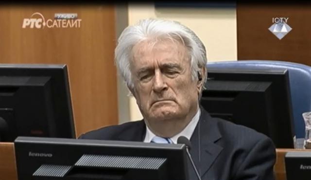Еве што изјави Караџиќ по пресудата во Хаг...