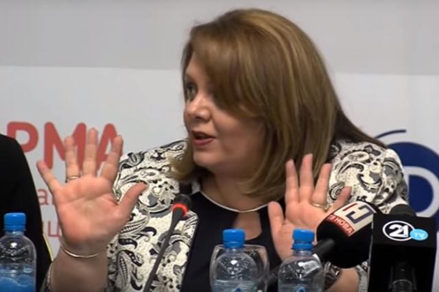 ВИДЕО: Десетте прсти на Катица Јанева