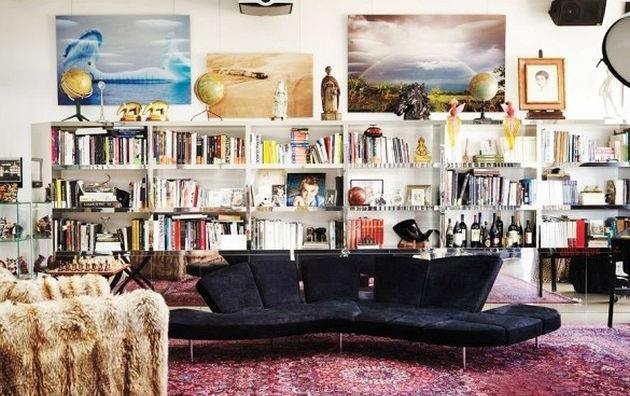 Ѕирнете во преубавиот дом на Роберто Кавали