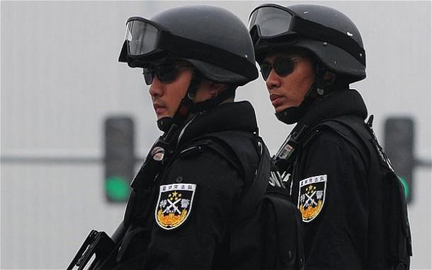 kina-policija