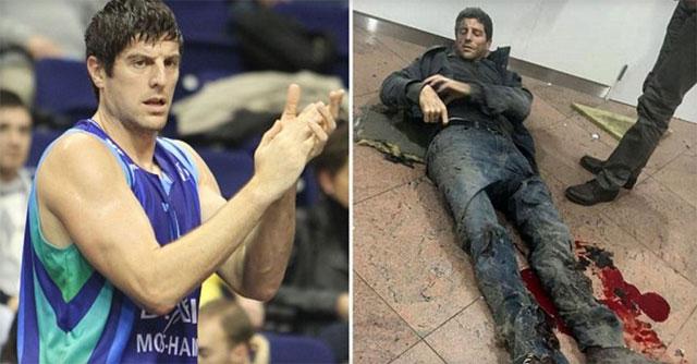 Повредениот кошаркар во нападите во Брисел е во критична состојба