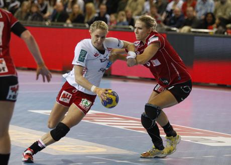 Почнува четвртфиналето во женската ракометна Лига на шампиони