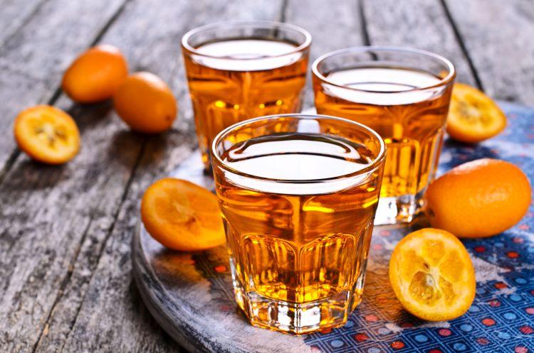 Подгответе домашен ликер од портокали