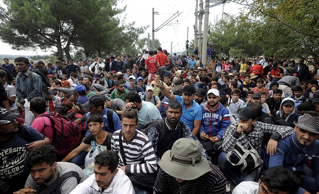 macedonia-migrants