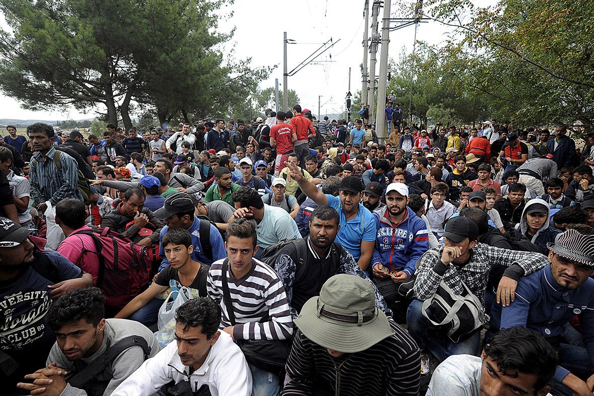 МВР во последните 24 часа нема издадено потврди за барање азил