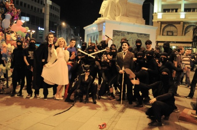 """""""СКОПЈЕ СЕ СМЕЕ""""- дневна и ноќна забава утре на скопскиот плоштад"""