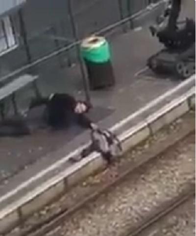 Уапсен терорист во Брисел кој држел жена и дете како заложници (ВИДЕО)