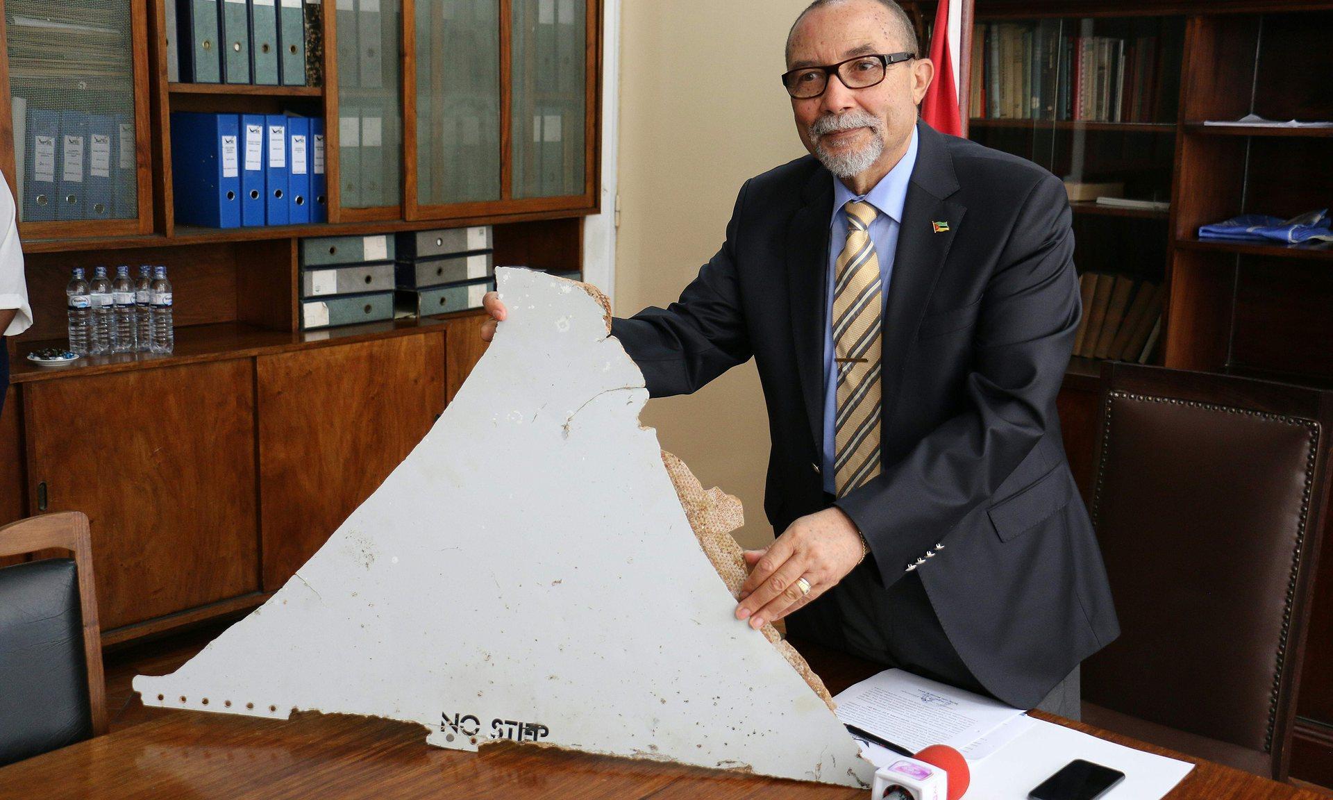 Потврдено: Остатоците најдени во Мозамбик се од исчезнатиот малезиски авион