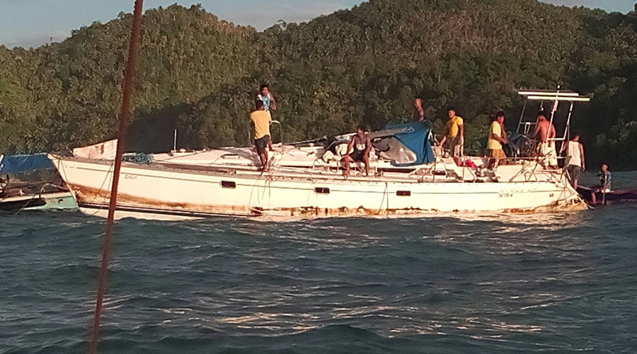 ВОЗНЕМИРУВАЧКО ФОТО: Мумифицирано тело најдено на напуштен брод