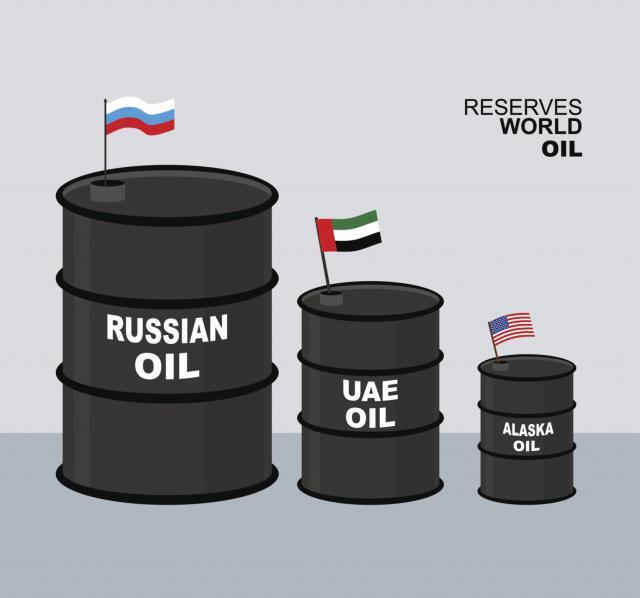 Русите ги претекнаа Арапите во производство на нафта
