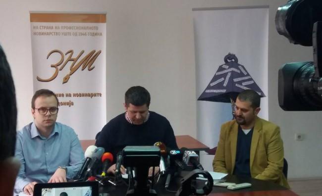 ЗНМ против предлогот на СДСМ за укинување на радиодифузна такса