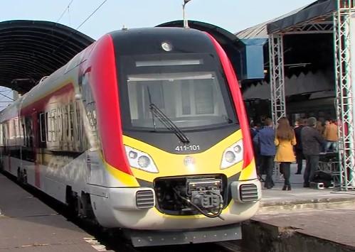 Со вложувањето во железничката инфраструктура значително е подигнат квалитетот на транспортот