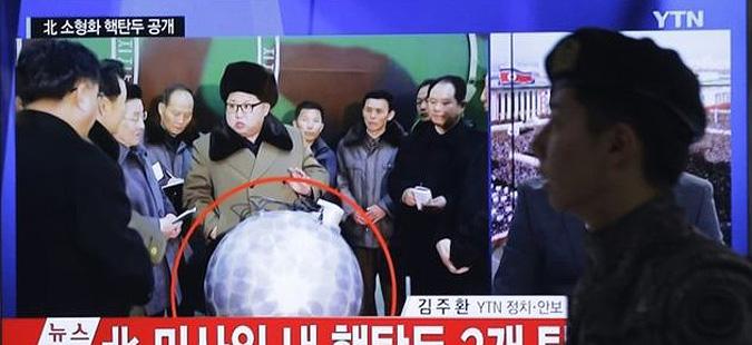 Ким Џонг-ун: Северна Кореја произведе мини нуклеарни боеви глави