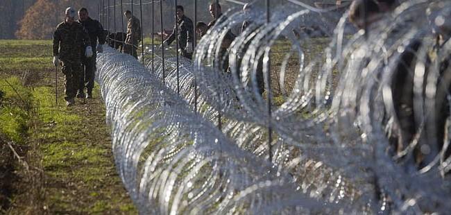 Словенија наскоро ќе ја отстрани оградата од границата со Хрватска