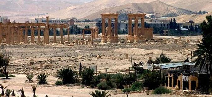 Сириската влада ја презеде контролта во Палмира  (ВИДЕО)