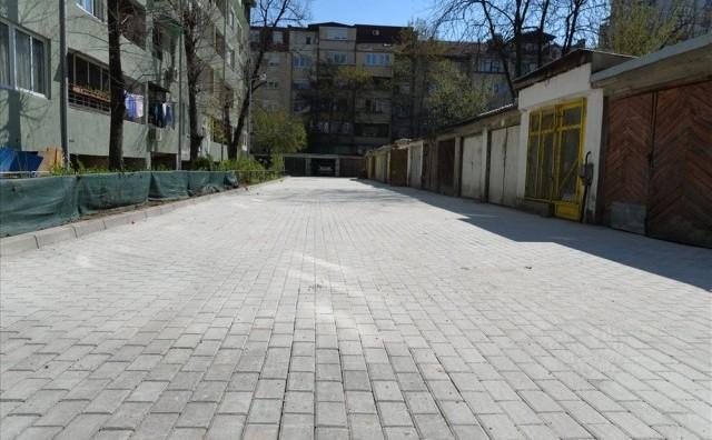 Пет нови паркинзи во Карпош 1