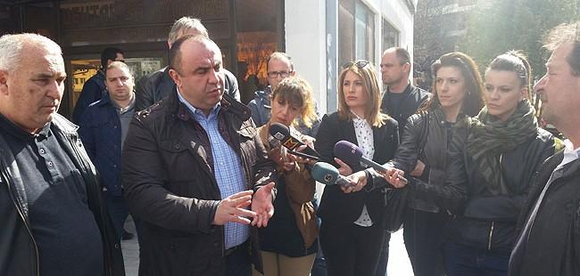 Вицепремиерот Пешевски на средбa со кумановци