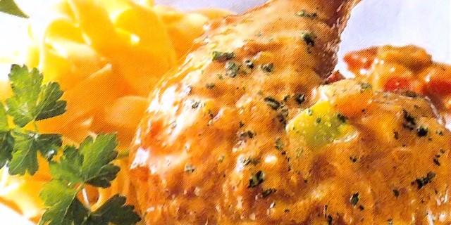 Во Нетпрес денеска готвиме: Пилешко во сос од пиперка
