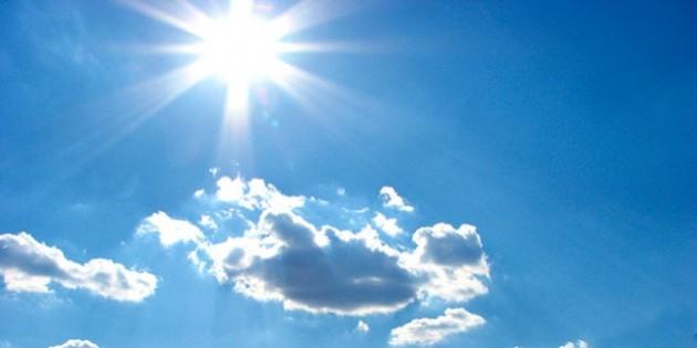 Сончево со умерена локална облачност, попладне со можност за дожд