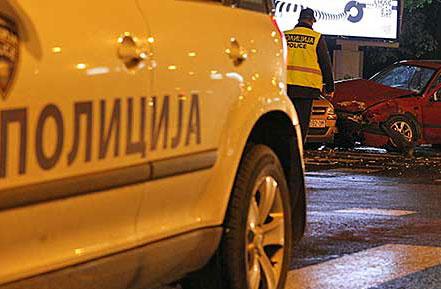 Викендов 32 сообраќајки, 102 возачи санкционирани