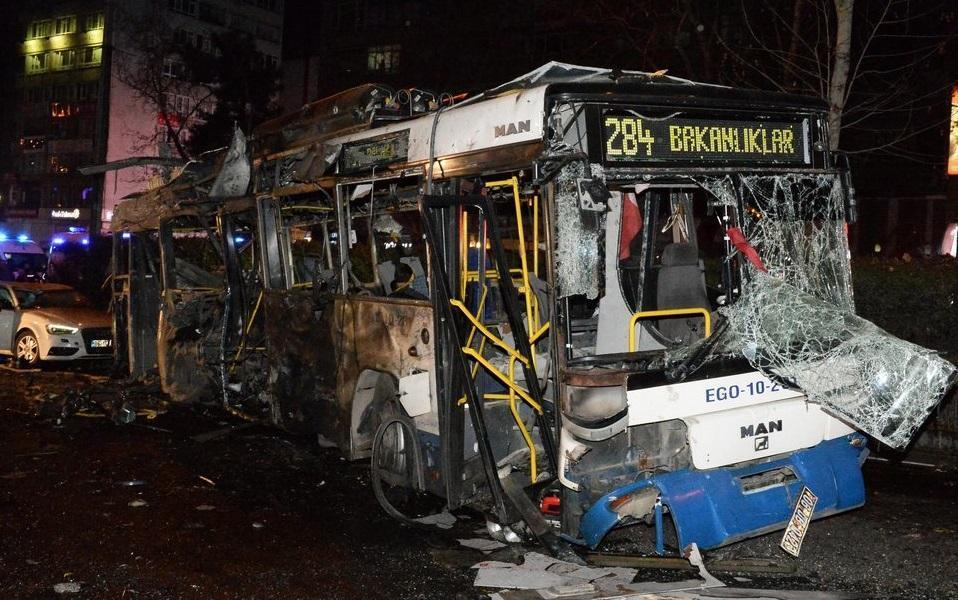 Студентка го извршила нападот во Анкара – бројот на жртви се искачи 37 загинати