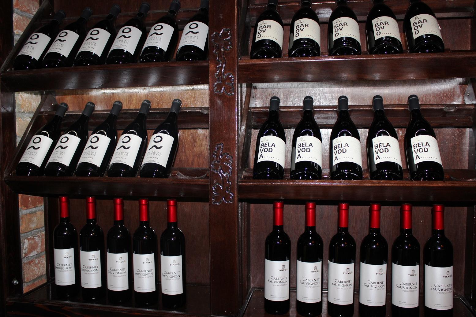 Камби: Одличните оценки за квалитетот ќе го зголемат извозот на врвно македонско вино