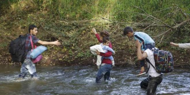 Во Сува река се удавија тројца бегалци