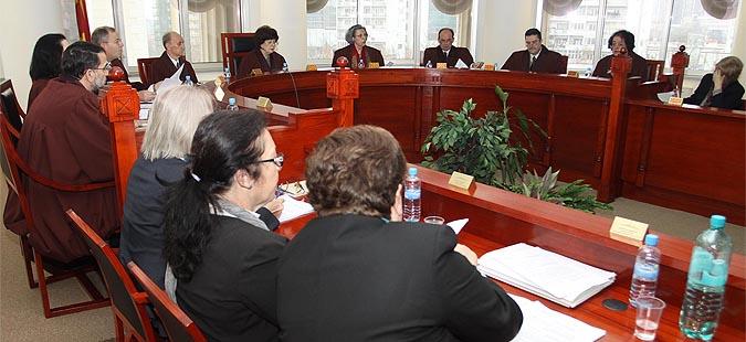 Уставен ќе ја соопшти конечната одлука за распуштањето на Собранието