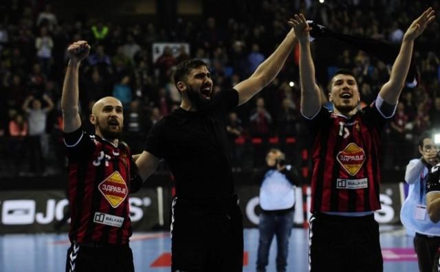 Вардар трета сезона по ред меѓу најдобрите осум во Европа