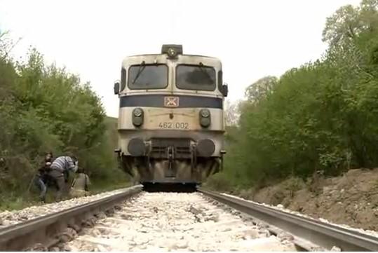 Воз прегази жена во Ѓорче Петров