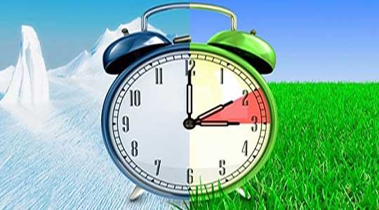 Како почетокот на летното сметање на времето влијае врз телото