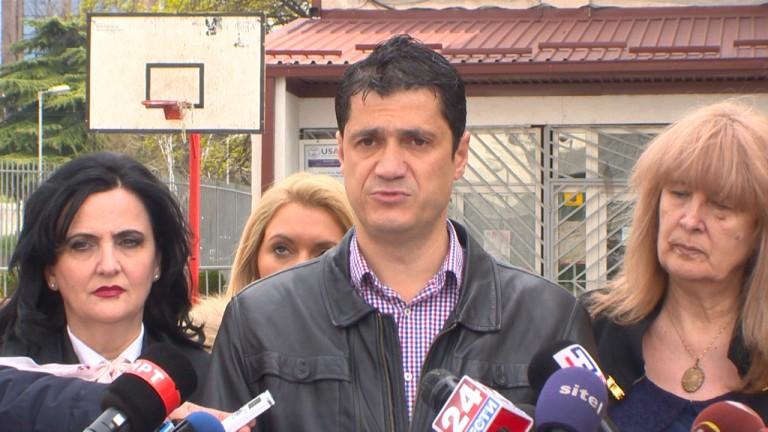Советниците до Жерновски: Вие сте познат политички блефер и најголемиот проблем во општина Центар