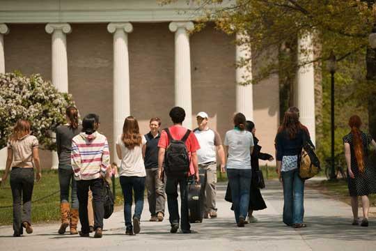 Трет Саем за високото образование во САД